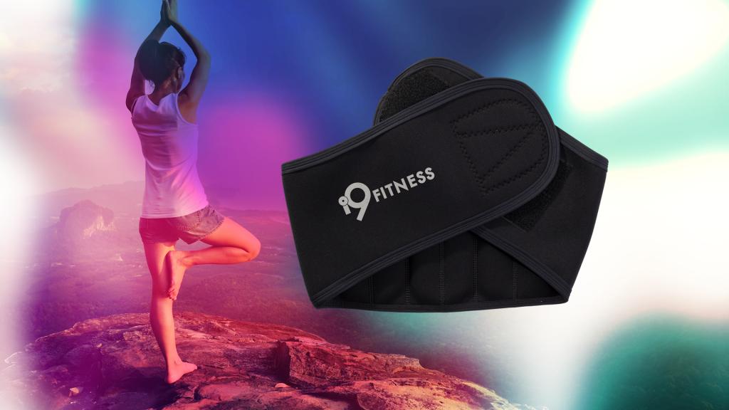 Cinta Postural Quântica da Akmos - Faixa magnética postural Akmos