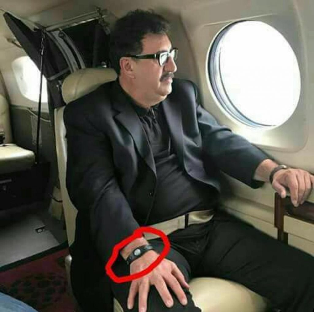 famosos usam pulseira Akmos