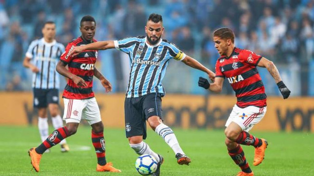 Flamengo x Grêmio ao vivo online e grátis como assistir?