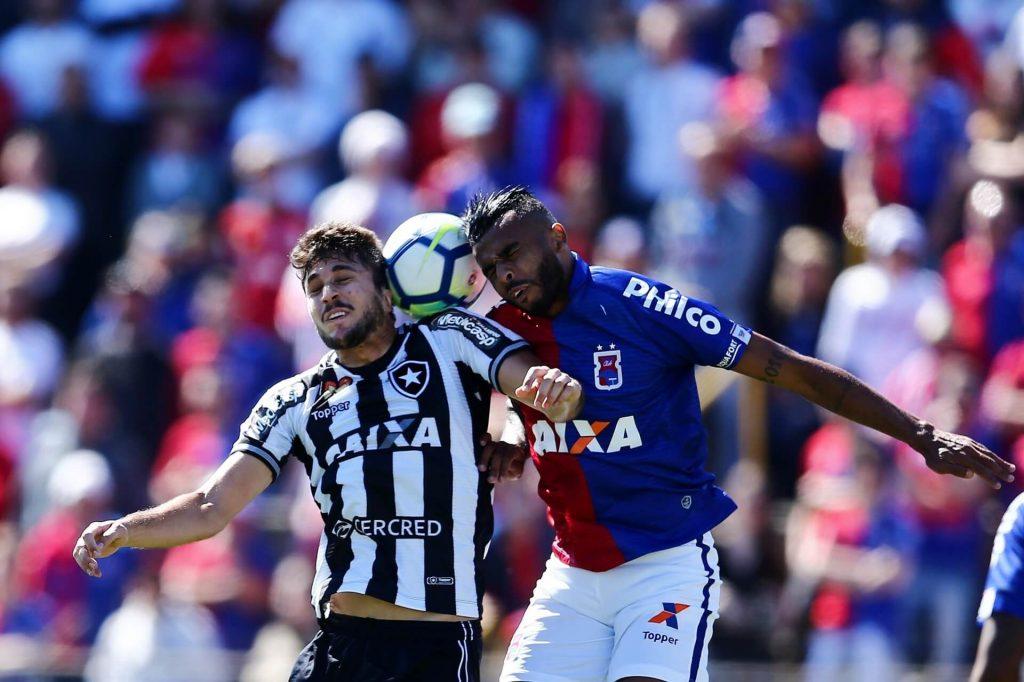 Copa do Brasil como e onde assistir à partida entre Botagofo x Paraná?