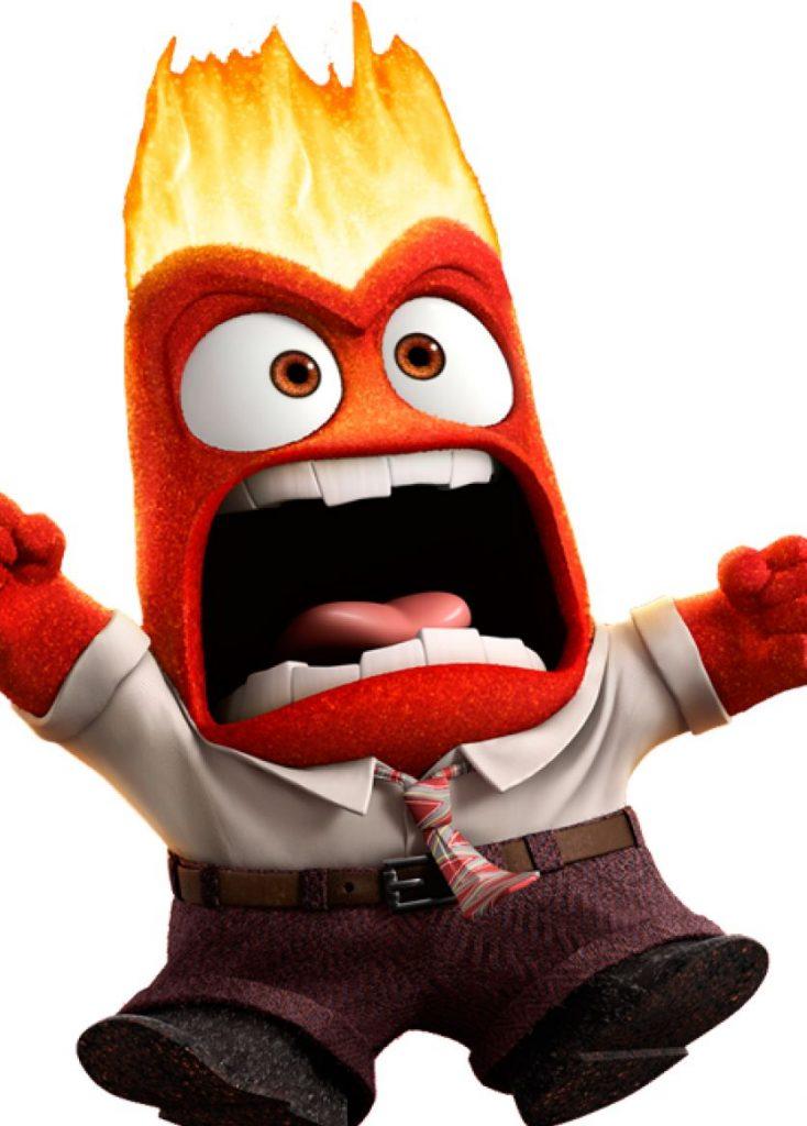 O desejo de ira